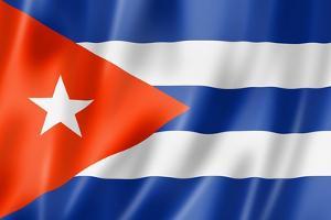 Cuban Flag by daboost