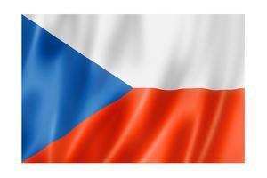Czech Flag by daboost