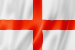 English Flag by daboost