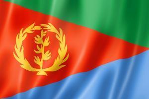 Eritrean Flag by daboost