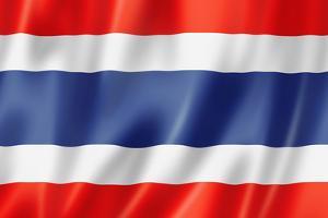 Thai Flag by daboost