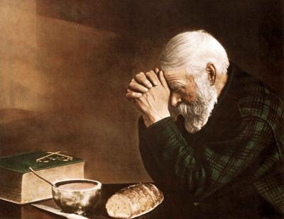 Daily Bread - Prayer