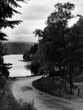 Roadside View of Loch Ard, 1946 by Daily Record