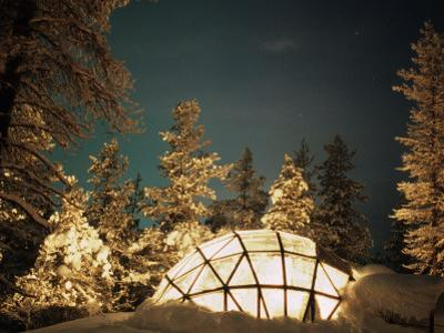 Kakslauttanen, Lapland, Finland