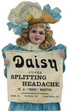 Daisy Headache Cure