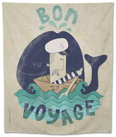 Bon Voyage by Dale Edwin Murray