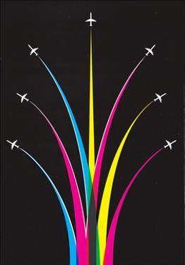 Planes by Dale Edwin Murray
