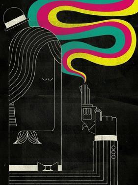 Smoking Gun by Dale Edwin Murray