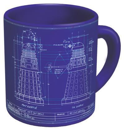 Dalek Genesis Mug