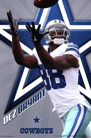 Dallas Cowboys - D Bryant 2015