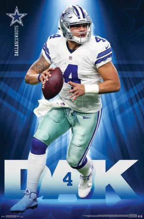 DALLAS COWBOYS - D PRESCOTT 17