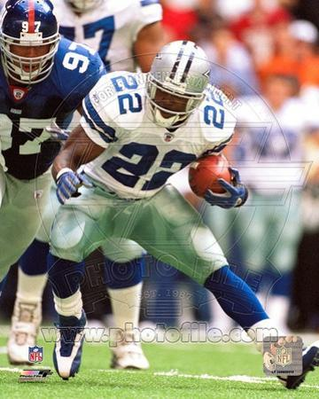 Dallas Cowboys - Emmitt Smith Photo