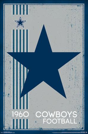 Dallas Cowboys - Retro Logo 14