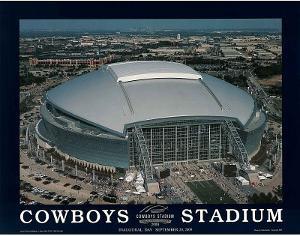 Dallas Cowboys Stadium Inaugural Day Sports