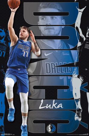 DALLAS MAVERICKS - L DONCIC 19