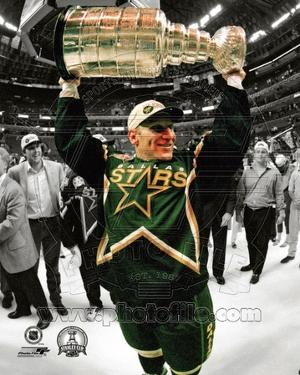 Dallas Stars - Brett Hull Photo