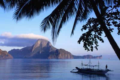 Cadlao Island from El Nido, Sunrise.