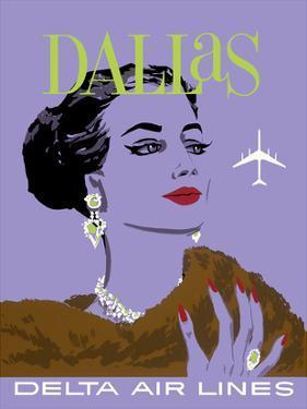 Dallas, Texas - Delta Air Lines