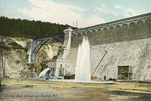 Dam, Croton on Hudson