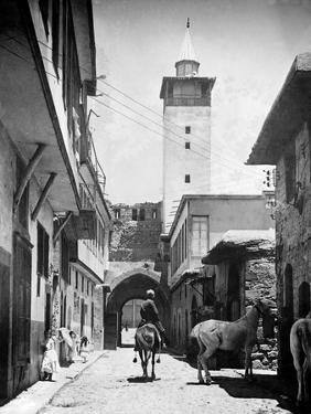Damascus Street 1933
