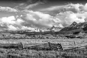 Colorado Fields by Dan Ballard