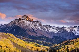 Mountain Foliage 02 by Dan Ballard