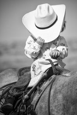 True Cowgirl by Dan Ballard