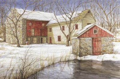The Old Spring House by Dan Campanelli