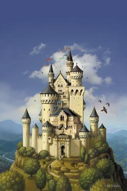 Castle by Dan Craig