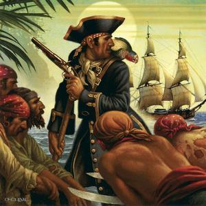 Treasure Island by Dan Craig