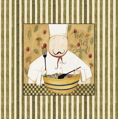 Big Salad Stripes by Dan Dipaolo