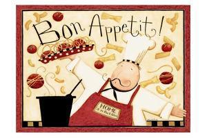 Cooks Bon Appetit by Dan Dipaolo