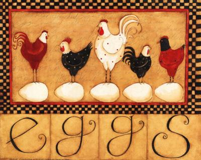 Eggs in a Row by Dan Dipaolo