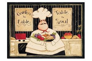 Garden To Table by Dan Dipaolo
