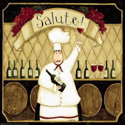 Kitchen Favorites: Salute