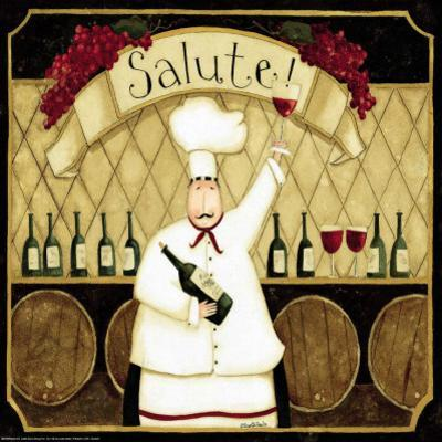Kitchen Favorites: Salute by Dan Dipaolo