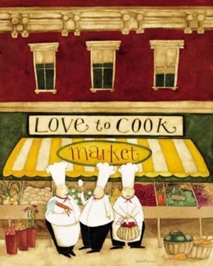 Love to Cook Market by Dan Dipaolo
