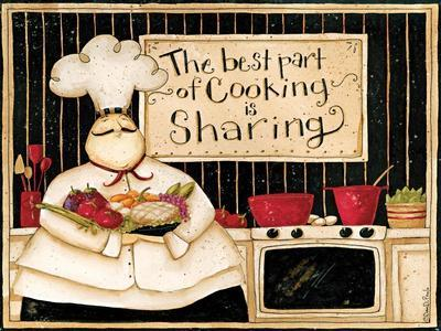 The Best Of Cooking Is Sharing