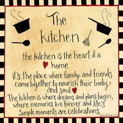 The Kitchen by Dan Dipaolo