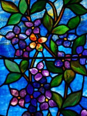 Stained Glass by George Spence, Jonesport, ME by Dan Gair