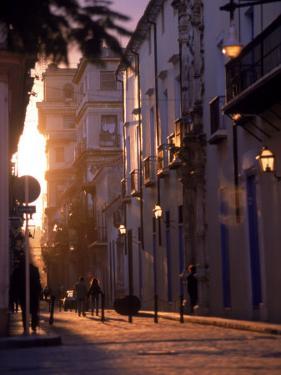 The Streets of Old Havana, Cuba by Dan Gair