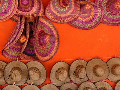 Hats at a Souvenir Stand by Dan Herrick