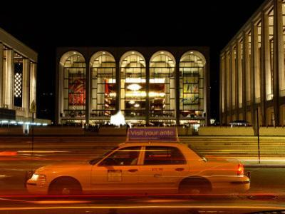 Lincoln Center at Night, Upper West Side, New York City, New York by Dan Herrick