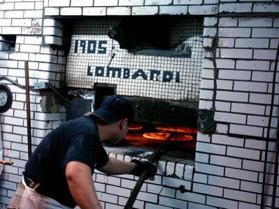 Lombardi's Pizza, Little Italy, New York City, New York by Dan Herrick