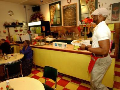 Miss Mamie's Spoonbread Too, Harlem, New York City, New York by Dan Herrick