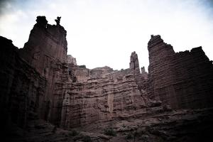 Fisher Towers - Moab, Utah by Dan Holz