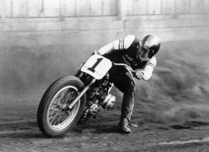 Flat Track by Dan Mahoney