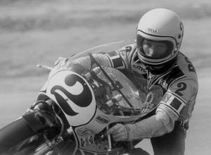 Ken Roberts, Riverside, CA, 1977 by Dan Mahony