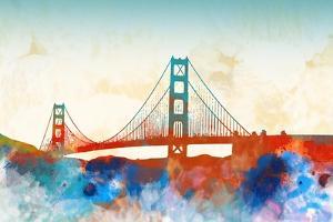 Golden Gate by Dan Meneely