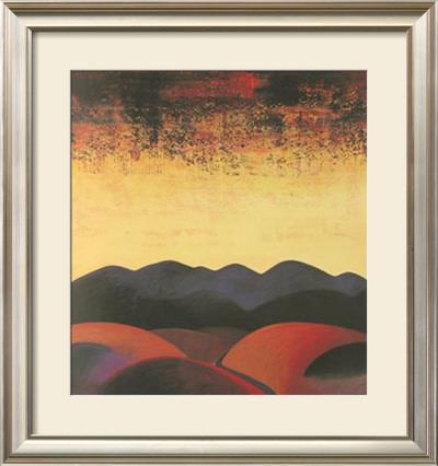 New Mexico Dusk no. 2, c.1999 by Dan Namingha